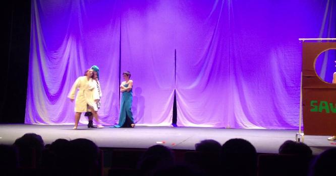 Festival de Théâtre en Français Pantomimes à Orthez (France)